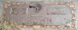 Cleo R Brown