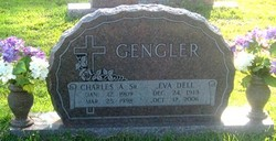 Eva Dell <i>Walker</i> Gengler