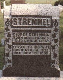 Elizabeth Mary <i>Schramm</i> Stremmel