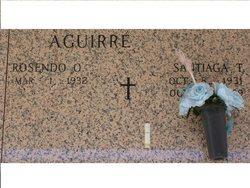 Santiaga <i>Trevino</i> Aguirre