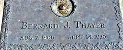 Bernard Jeffrey Thayer