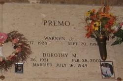 Warren J Premo