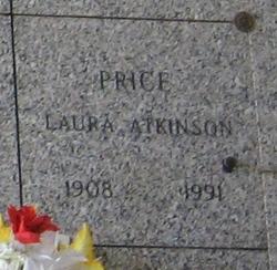 Laura <i>Atkinson</i> Price