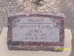 Matilda Emily <i>King</i> Black