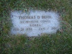 Thomas D. Behr