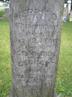 George Washington Whisennand