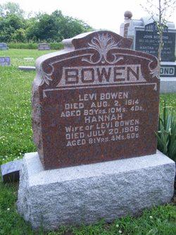 Levi Bowen