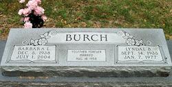 Lyndal Briant Burch