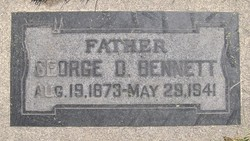 George DeForest Ford Bennett