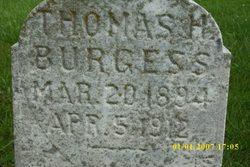 Thomas Henry Burgess
