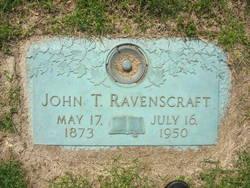 John T Ravenscraft