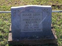 Roger Leon Watson