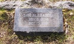 Sam Alexander