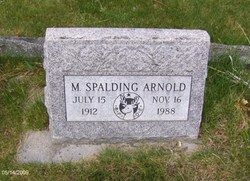 Medford Spalding Arnold