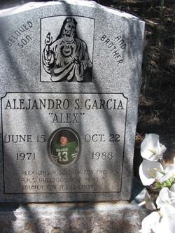 Alejandro S. Alex Garcia