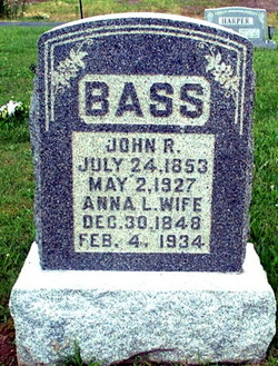 John Riley Bass