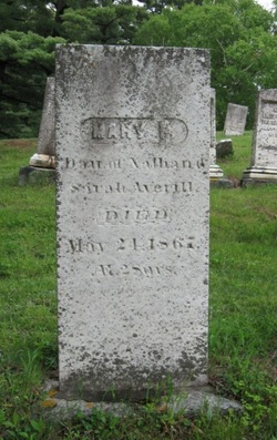 Mary Trask Averill