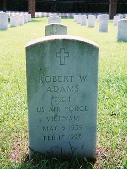 Robert W Adams