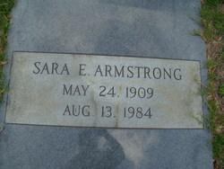 Sara Elizabeth <i>Crump</i> Armstrong
