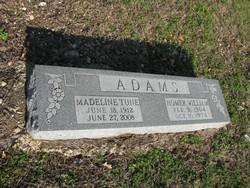 Madeline <i>Tune</i> Adams