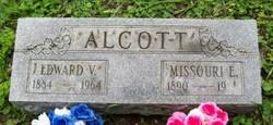 Missouri Esther Mary <i>Cochran</i> Alcott