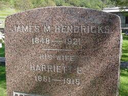 Harriett Eliza <i>Walser</i> Hendricks