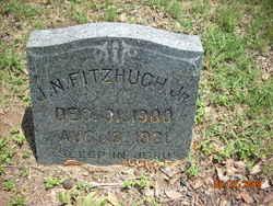 Jasper Newton Fitzhugh, Jr