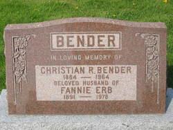 Christian R Bender