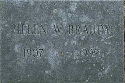 Helen Caroline <i>Wollenberger</i> Braudy