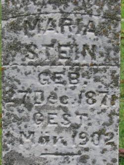 Augusta Maria Stein