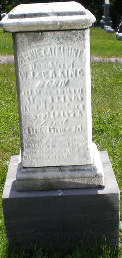 Annie Catherine King