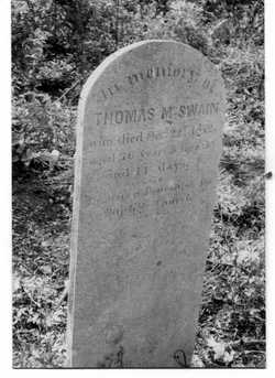 Thomas McSwain