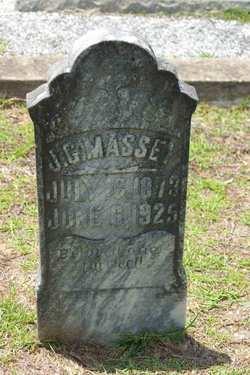 J G Massey