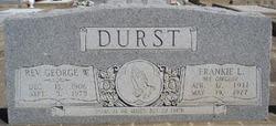 George W. Durst