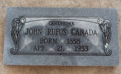 John Rufus Canada