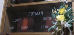 Lloyd D Putman