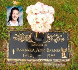 Barbara Ann Barnes