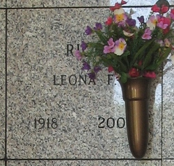 Leona F Rice