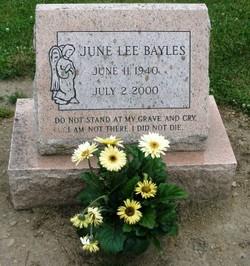 June Lee <i>Truly</i> Bayles