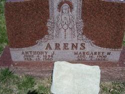 Margaret M. <i>Sudbeck</i> Arens