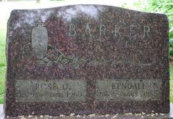 Rose O Barker