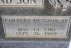 Colbert Munson Alexander, Sr