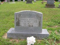 Mary Ellen <i>Walker</i> Cohea