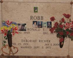 Ronald E Robb