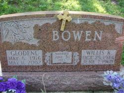 Glodene <i>Bowyer</i> Bowen