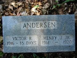 Henry J. Andersen, Jr