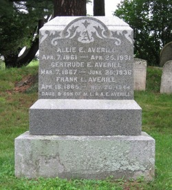 Allie E. Averill