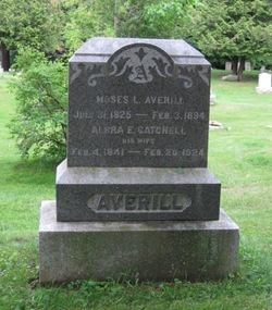 Gertrude E. Averill