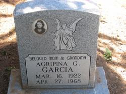 Agripina G Garcia