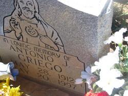 Antonio J Griego
